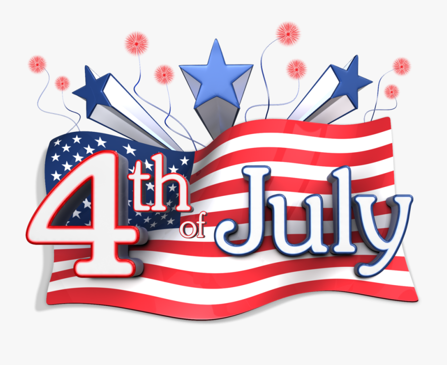 Flag 4th Of July, Transparent Clipart