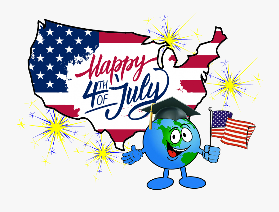 4th Of July Holiday Hours, Transparent Clipart