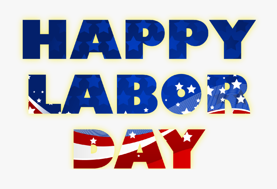 Labor Day International Workers - Happy Labor Day 2018, Transparent Clipart