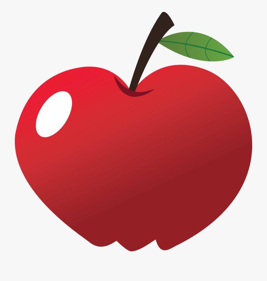 Red Apple Pictures Clipart - Clipart Snow White Apple, Transparent Clipart