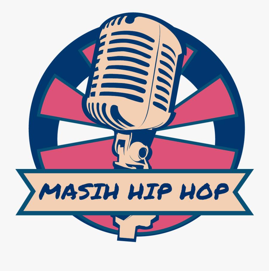 Masih Hiphop Clipart , Png Download - Logo Microphone Png, Transparent Clipart
