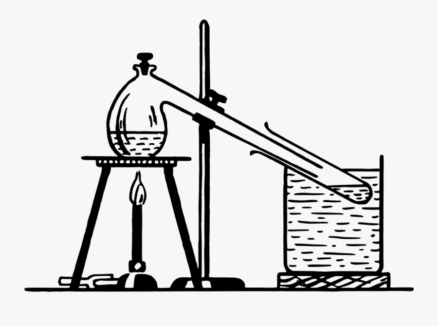 Recreation,angle,area - Distillation Black And White, Transparent Clipart