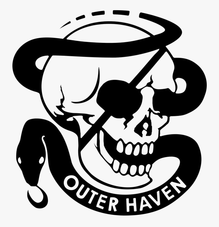 Metal Gear Clipart Process - Outer Heaven Logo, Transparent Clipart