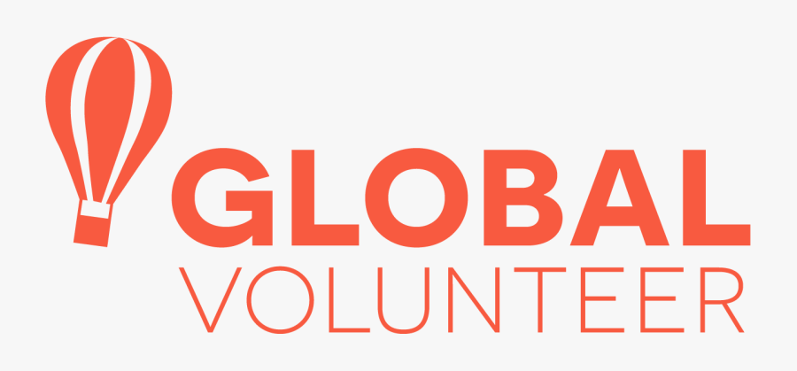 Volunteering Clipart Goodness - Global Volunteer Logo Png, Transparent Clipart