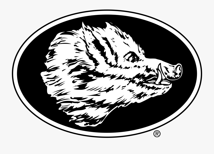 Graphic Black And White Stock Boar Vector Black And - Boar's Head Cafe Logo, Transparent Clipart
