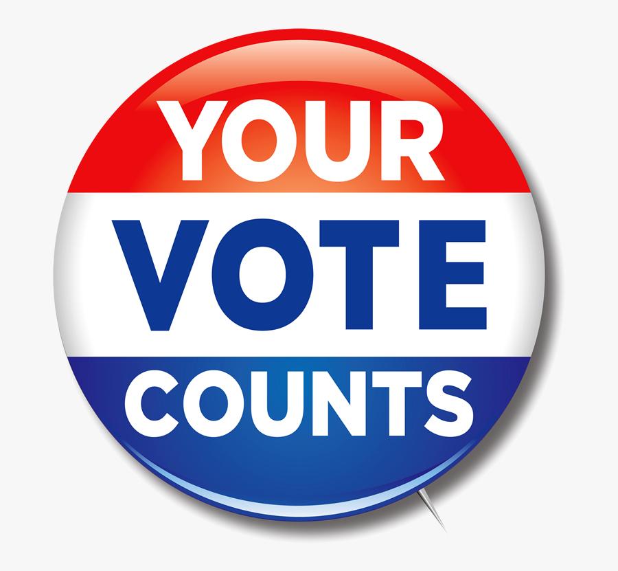 Register To Vote ~ Check Registration ~ Change Address - Remember To Vote, Transparent Clipart