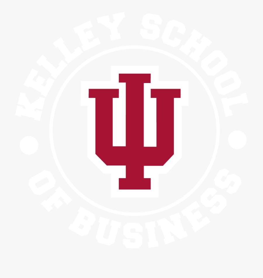 55,06kb Indiana University Logo Clipart - Indiana Kelley School Of Business Logo, Transparent Clipart