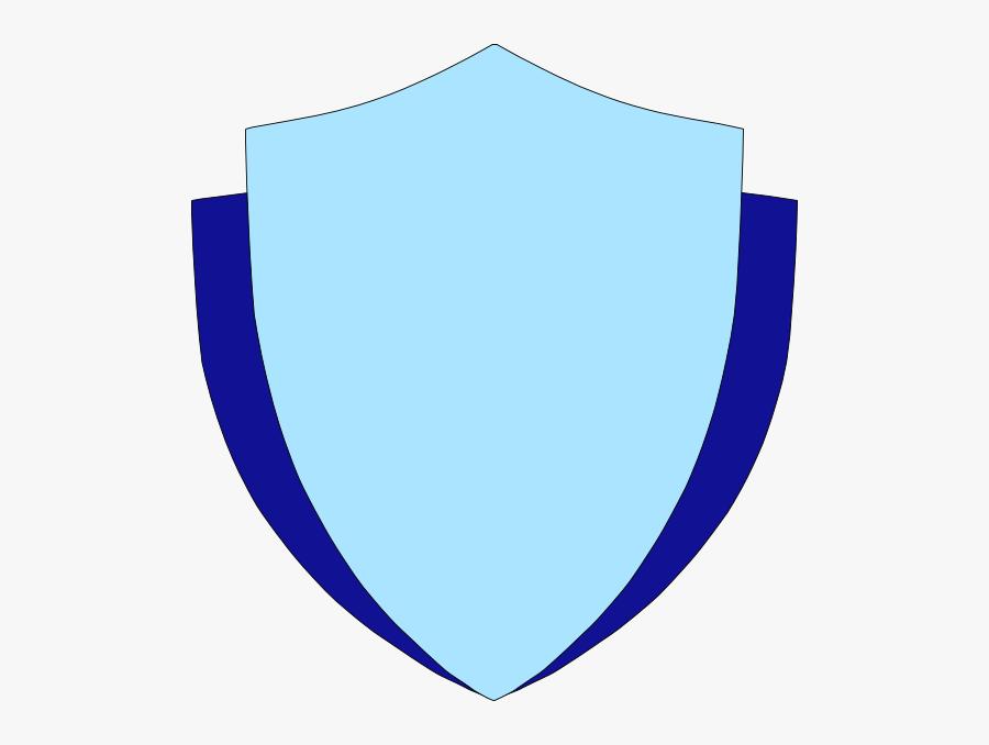 Blue Shield Png, Transparent Clipart
