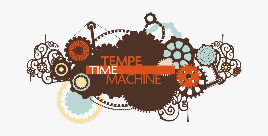Tempe City Of Az - Tempe Time Machine, Transparent Clipart