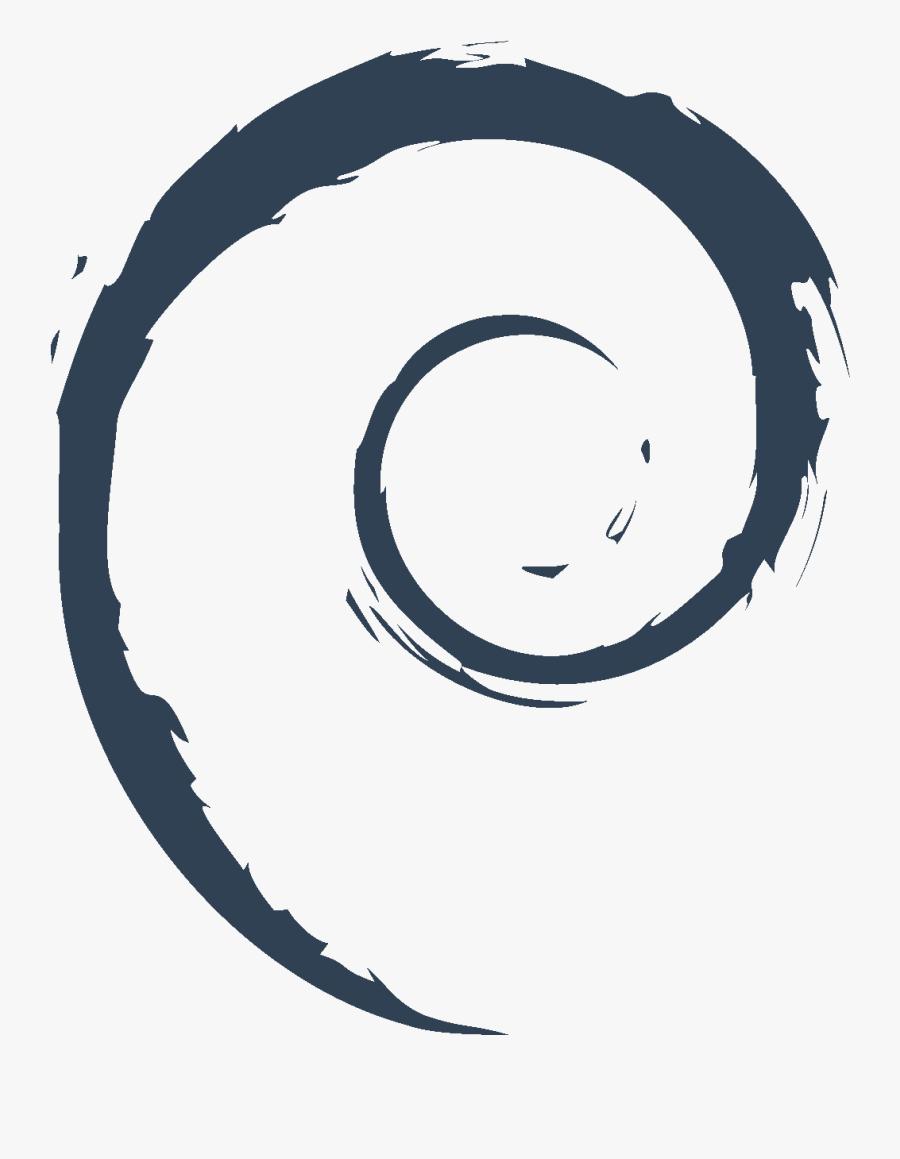 "Don""t Spend Your Time Installing Software, Spend It - Debian Gnu/linux, Transparent Clipart"