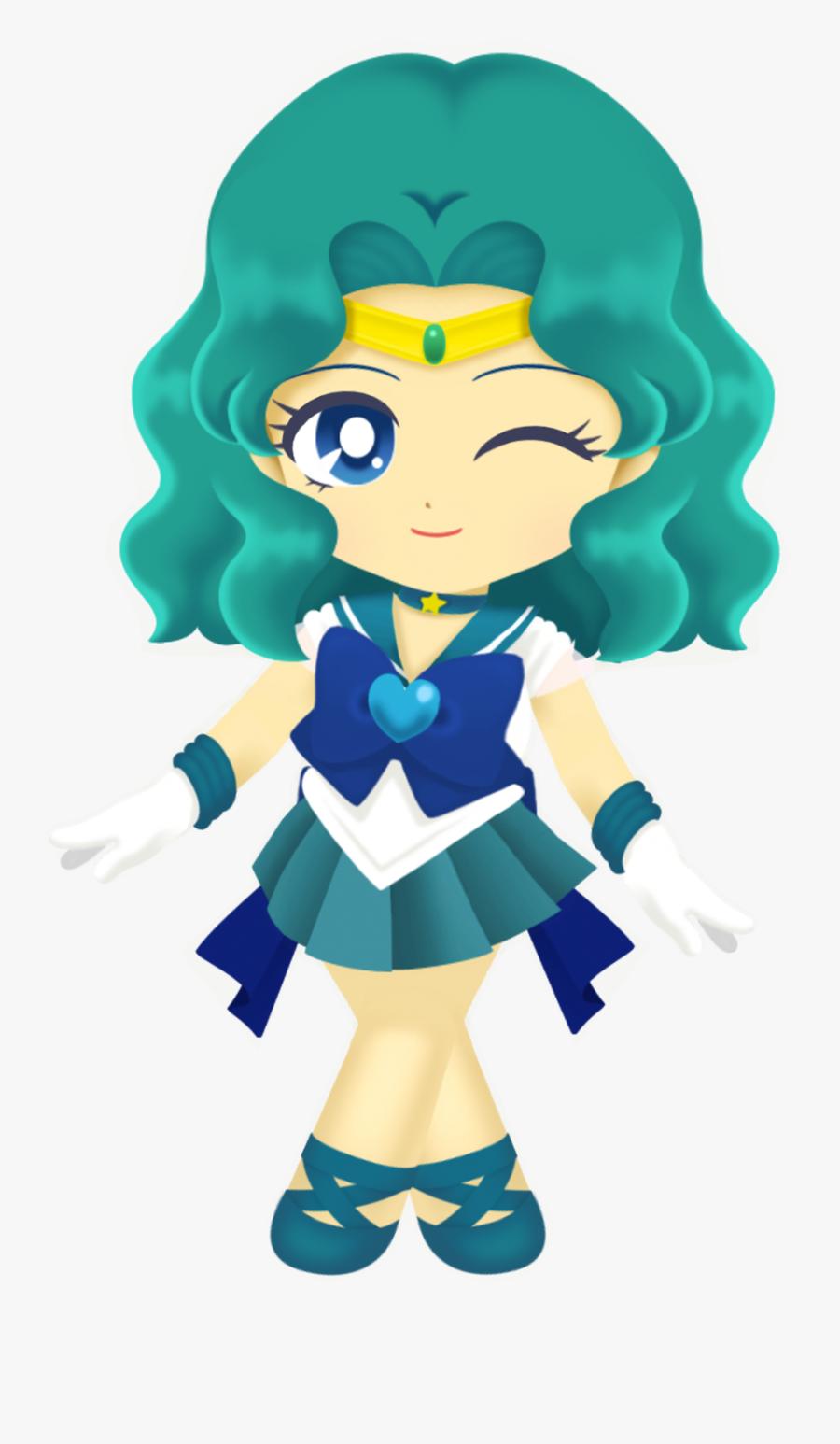 Sailor Moon Drops - Sailor Moon Drops Neptune, Transparent Clipart