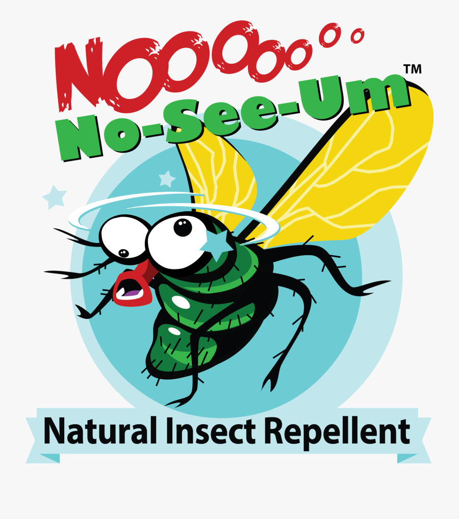 Noseeum Breeding Habits Around - Digital On-screen Graphic, Transparent Clipart
