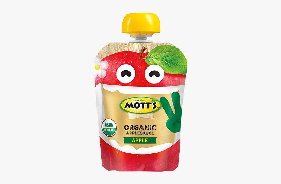 Motts Apple Juice, Transparent Clipart