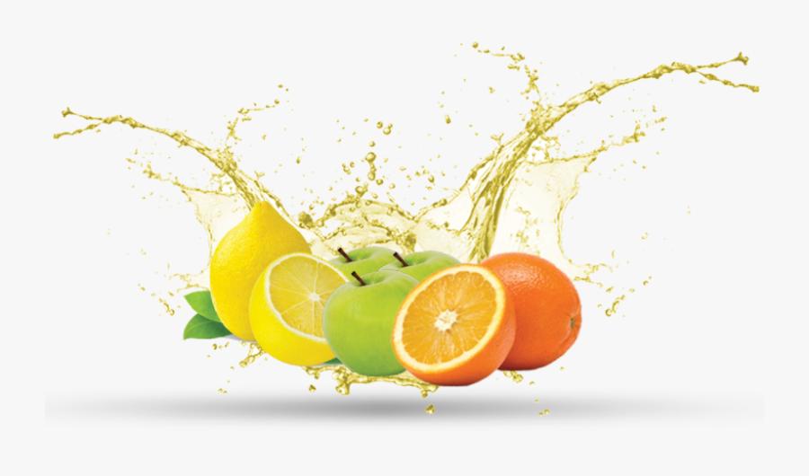 Transparent Apple Juice Clipart - Juice Splash Transparent Png, Transparent Clipart