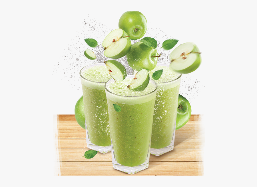 Go To Image - Green Apple Juice Png, Transparent Clipart