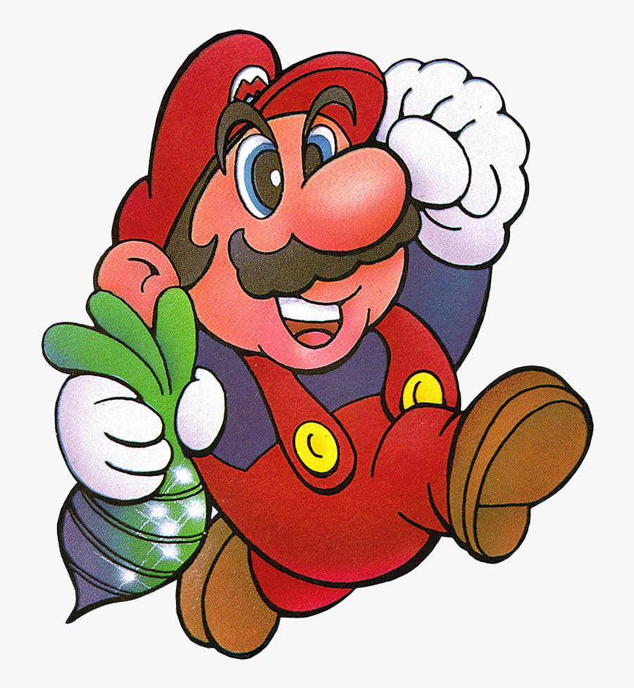 Do You Like The Video Game Art Archive Blog & Twitter - Super Mario Bros 2, Transparent Clipart