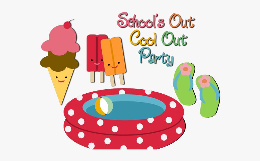 Summer Pool Party Images Clip Art, Transparent Clipart
